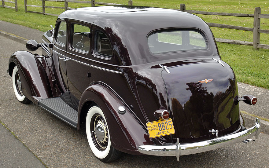 1936 Dodge D2