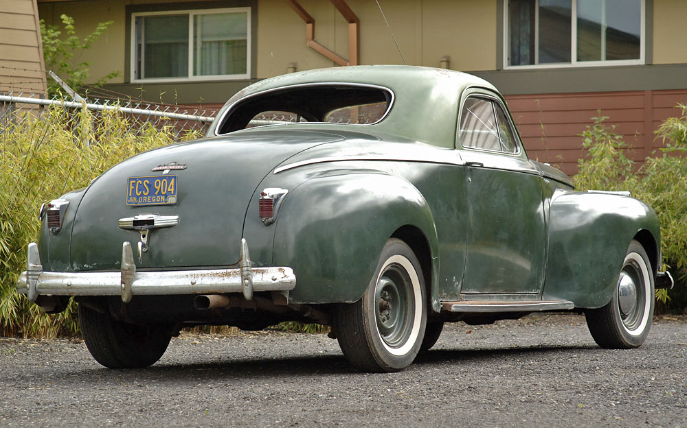 1941 chrysler 3 window new yorker the h a m b for 1941 chrysler royal 3 window coupe