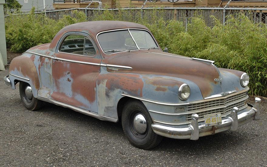 1947 chrysler royal base ebay for 1941 chrysler royal 3 window coupe
