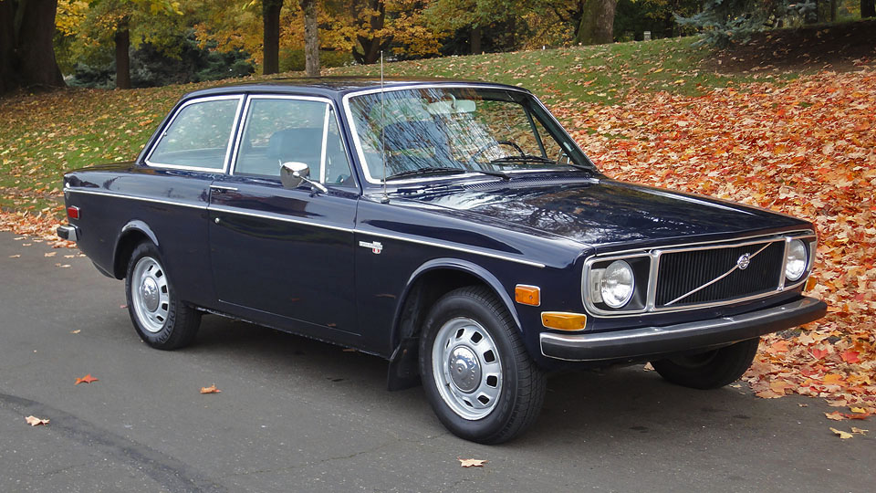 Buy used - 1971 Volvo 142S - B20 - 4spd - Excellent original interior - Great on the road in ...
